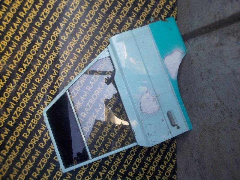 Дверь Kia Combi KN2BAM2C1XK000521 ZB 1999 передняя правая