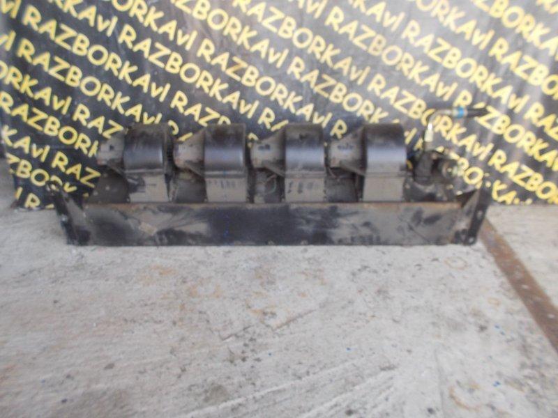 Радиатор кондиционера Kia Combi KN2BAM2C1XK000521 ZB 1999