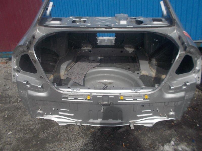 Тазик железный Nissan Fuga PY50 VQ35DE 2006 задний