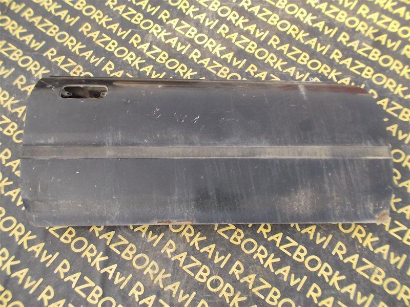 Дверь Honda Integra DA5 B16A 1990 передняя правая