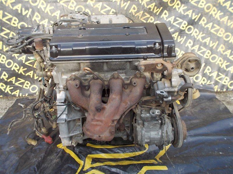 Двигатель Honda Integra DA8 B16A 1989