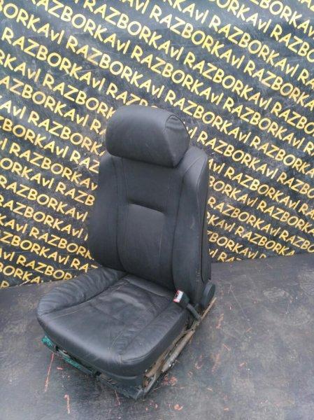 Сидение Bmw 745 E65 N62B44 2002 переднее правое