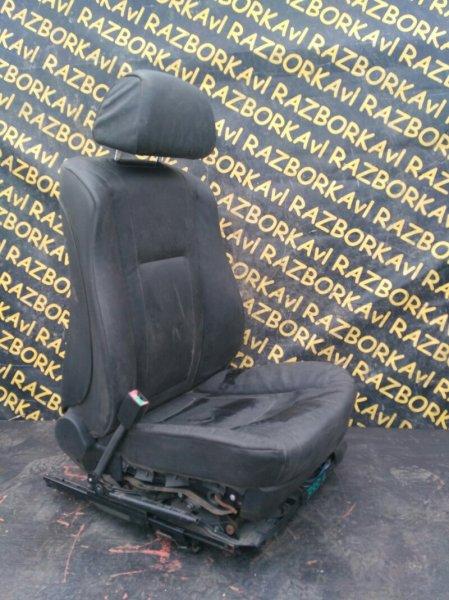 Сидение Bmw 745 E65 N62B44 2002 переднее левое