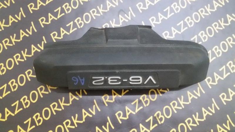 Крышка двс декоративная Audi A6 4F2 AUK 2006