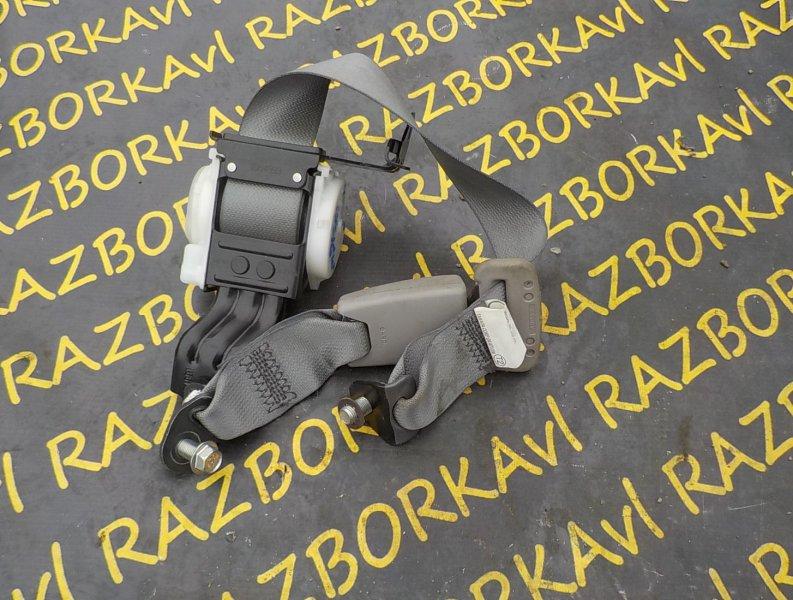 Ремень безопасности Honda Insight ZE2 LDA 2009 задний правый