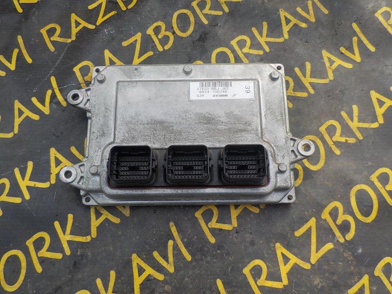 Блок управления efi Honda Insight ZE2 LDA 2009