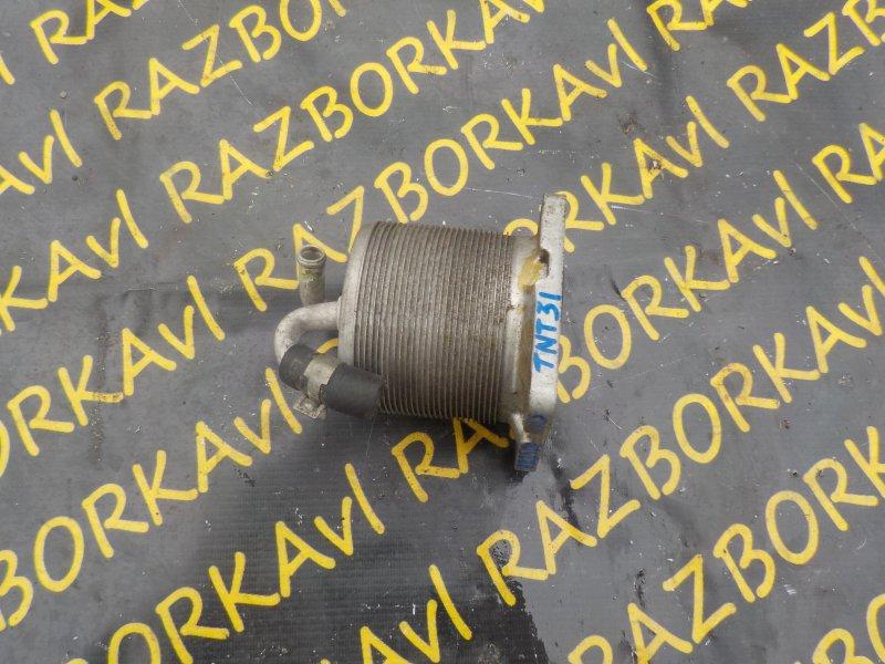 Радиатор акпп Nissan X-Trail NT31 QR25DE