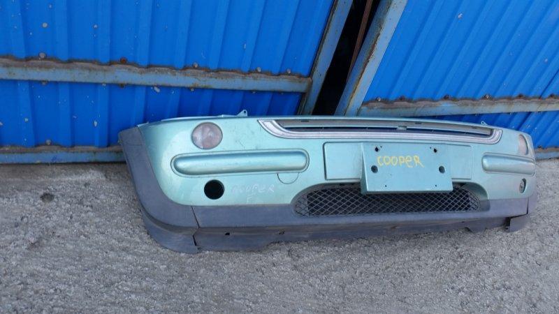 Бампер Mini Cooper R50 W10B16A 2002 передний