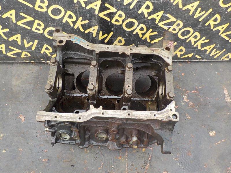 Блок цилиндров Mazda Bongo Friendee SG5W J5D 1995