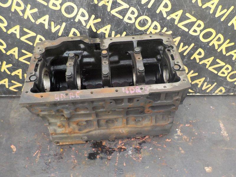 Блок цилиндров Mitsubishi Canter FB120B 4DR5