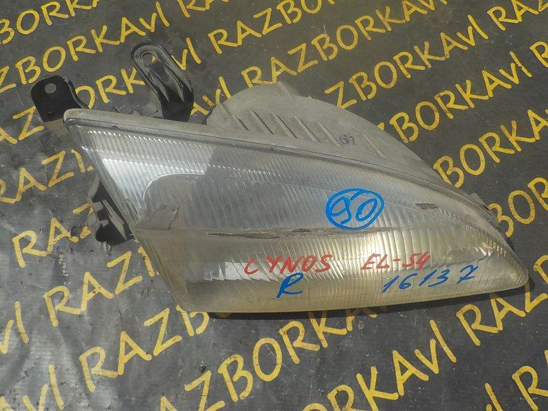 Фара Toyota Cynos EL52 передняя правая