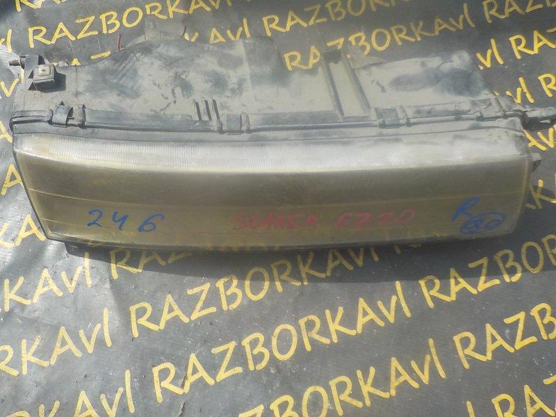 Фара Toyota Soarer GZ20 передняя правая