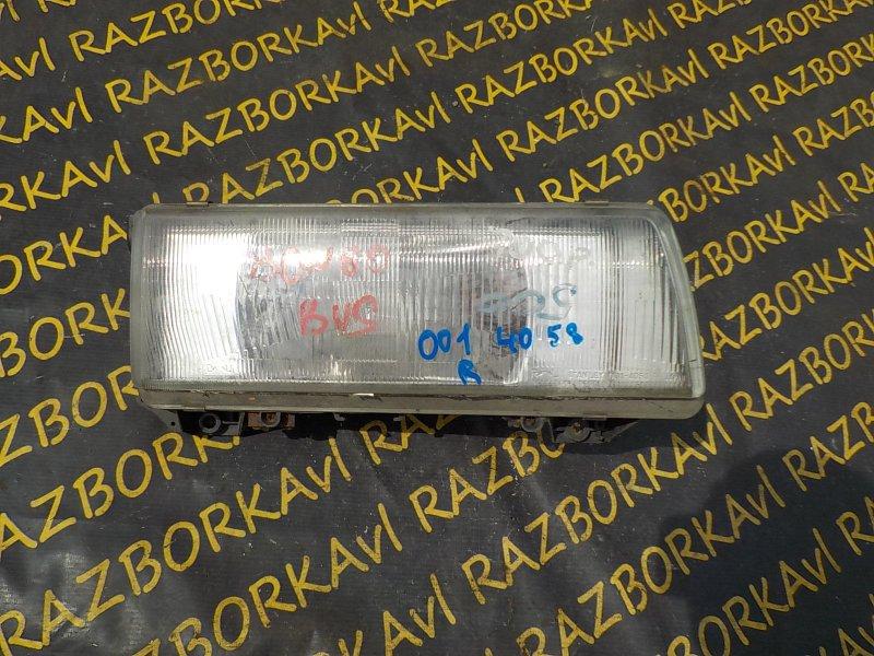 Фара Mazda Bongo SSF8W передняя правая