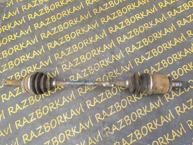 Привод Nissan Sunny FNB14 GA15DE задний правый