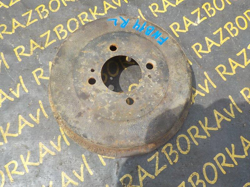 Тормозной барабан Nissan Sunny FNB14 GA15DE задний левый