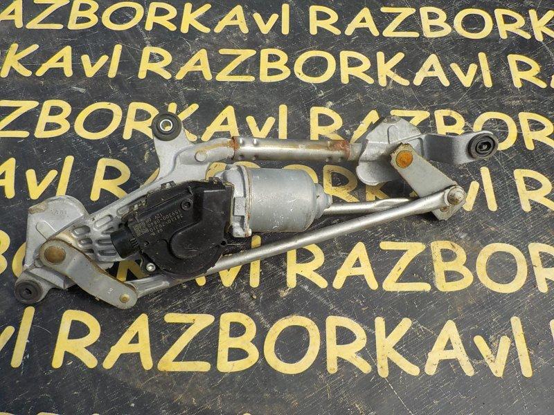 Механизм дворников Suzuki Sx-4 YA11S M15A 2006 передний
