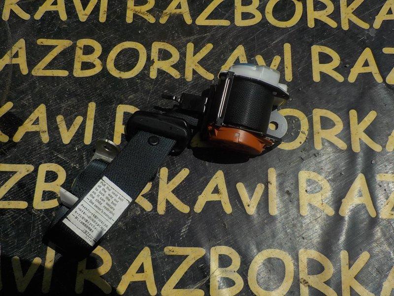Ремень безопасности Suzuki Sx-4 YA11S M15A 2006 задний правый