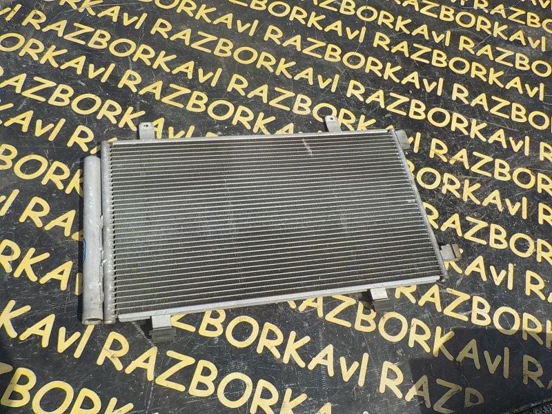 Радиатор кондиционера Suzuki Sx-4 YA11S M15A 2006