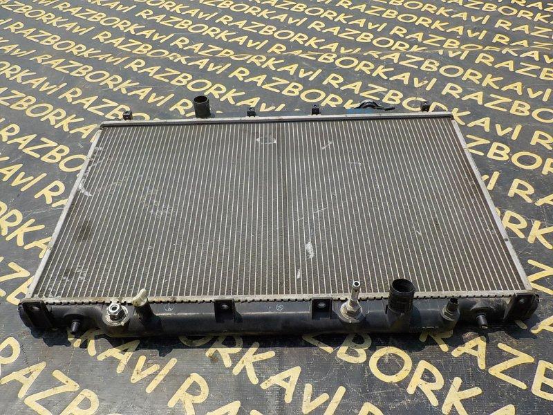 Радиатор основной Honda Stepwgn RF8 K20A