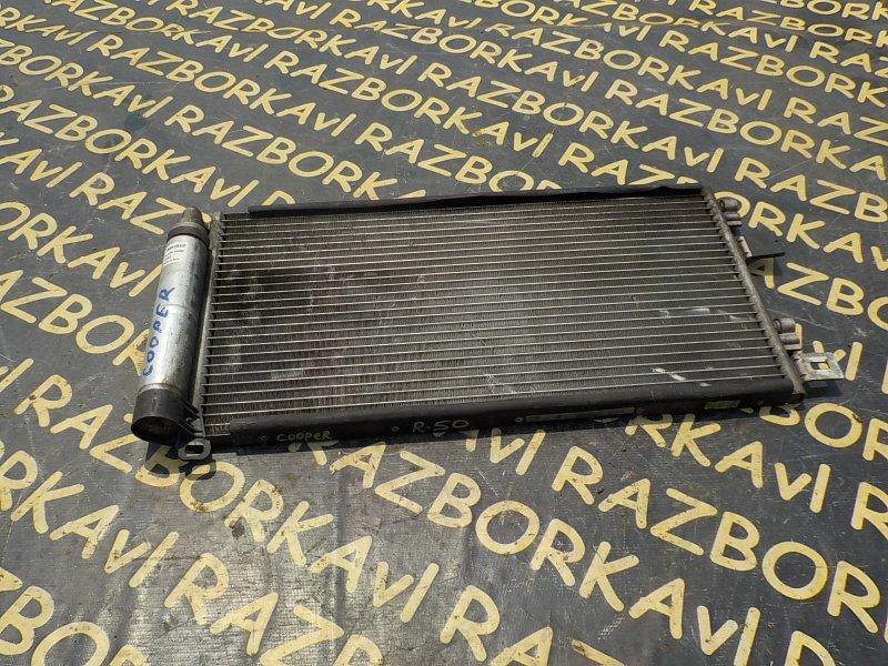 Радиатор кондиционера Mini Cooper R50 W10B16A 2002