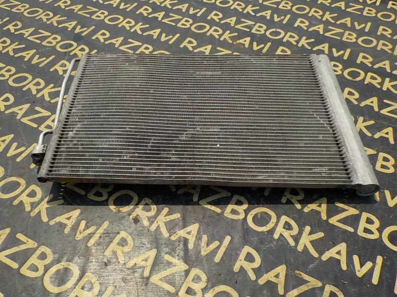 Радиатор кондиционера Bmw 745 E65 M54 2005