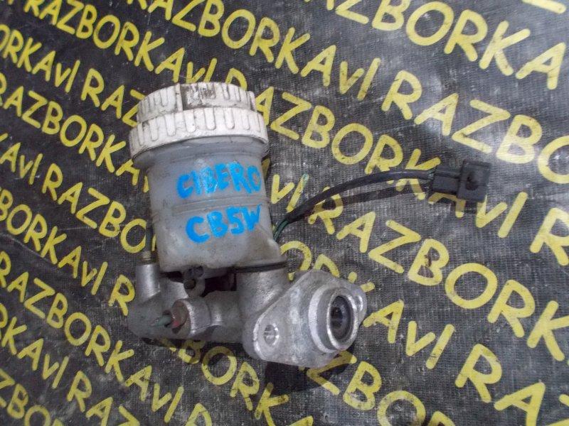 Главный тормозной цилиндр Mitsubishi Libero CB1V 4G13 1992