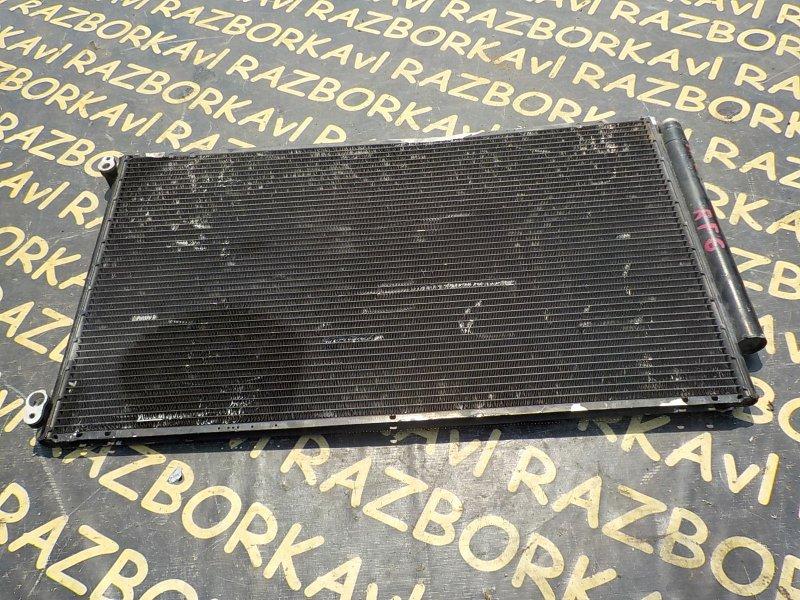 Радиатор кондиционера Honda Stepwgn RF4 K20A