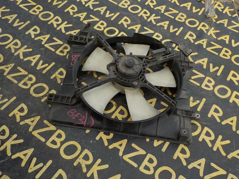 Вентилятор радиатора Honda Edix BE1
