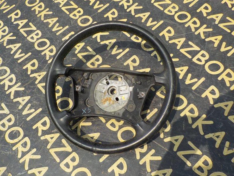 Руль Bmw X5 E53 M54 2000
