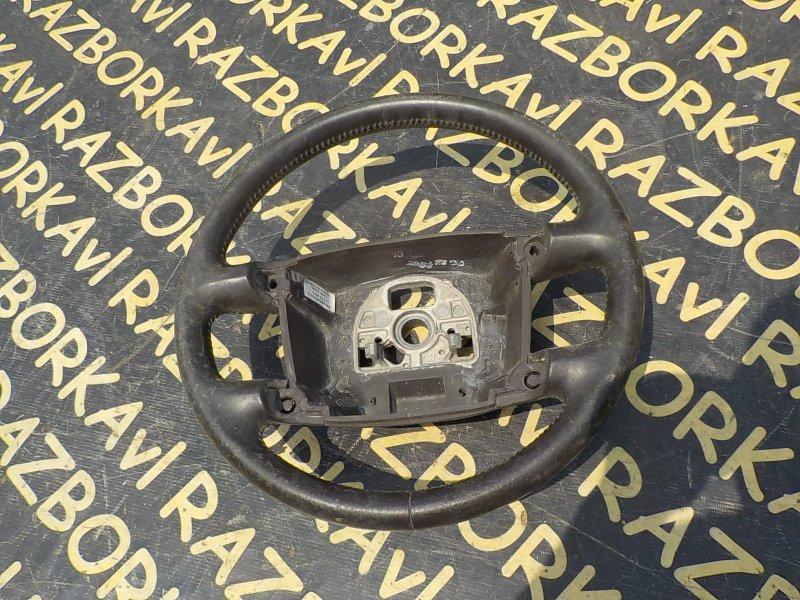 Руль Volkswagen Touareg 7LA AXQ