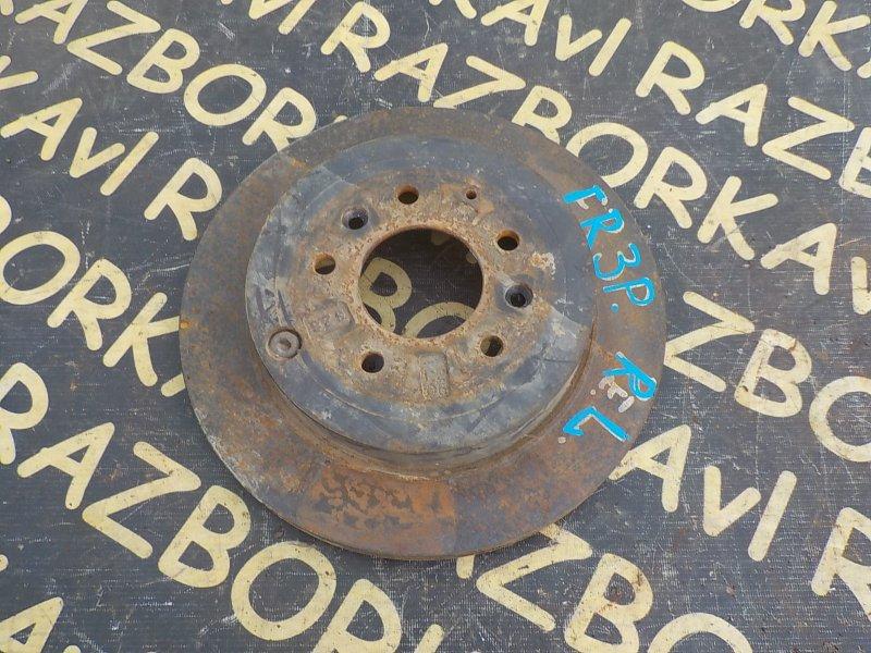 Тормозной диск Mazda Cx-7 ER3P L3VDT задний правый