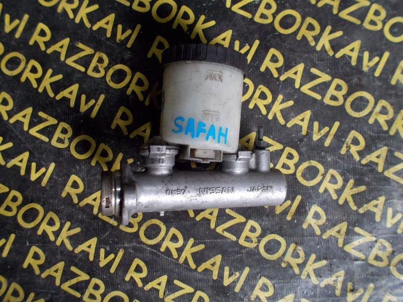 Главный тормозной цилиндр Nissan Safari WGY60 TB42E 1987