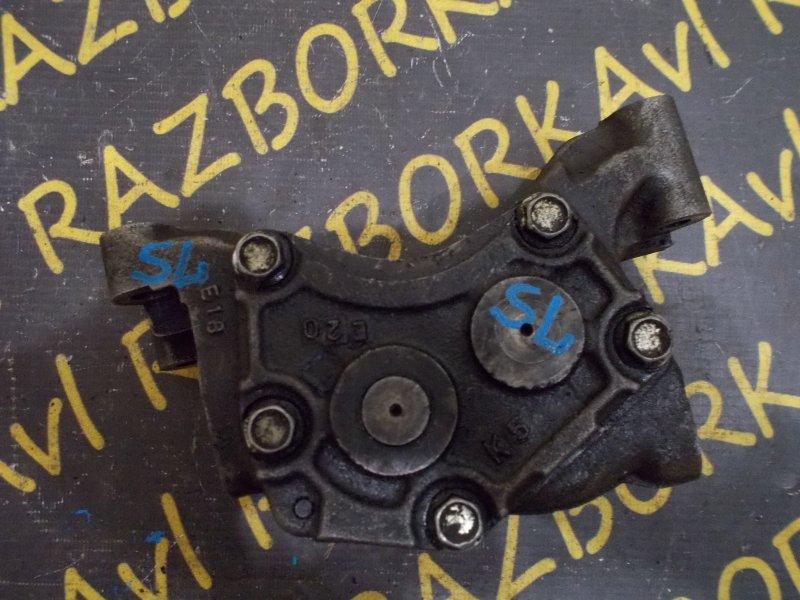 Масляный насос Mazda Titan WGLAT SL