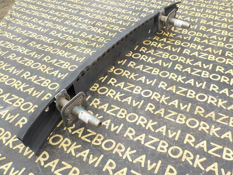 Жесткость бампера Bmw 530 E60 M54 2005 задний