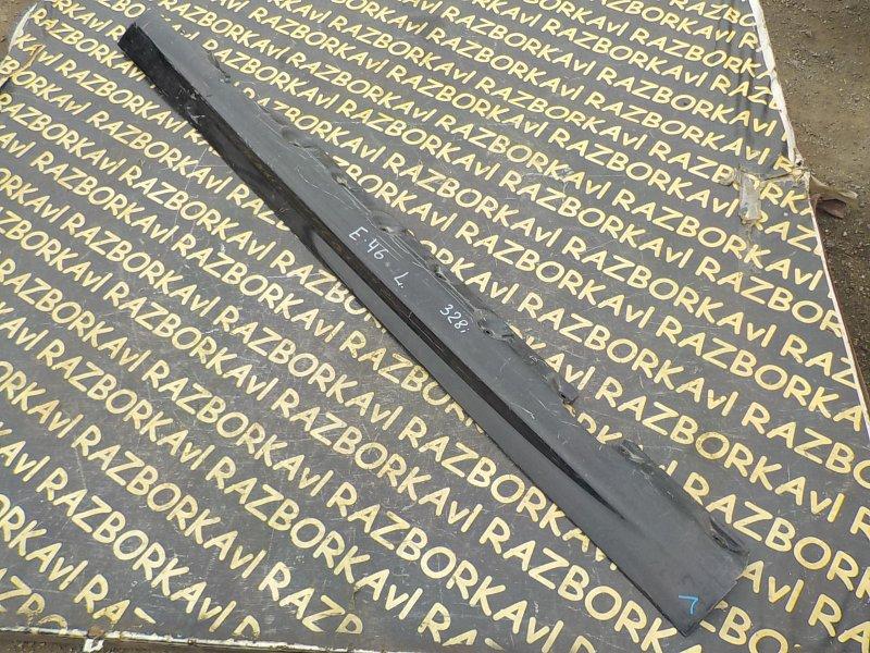 Порог Bmw 3-Series E46 M52 1998 левый