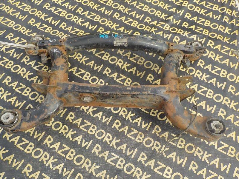 Балка подвески Bmw X5 E53 M54 2000 задняя