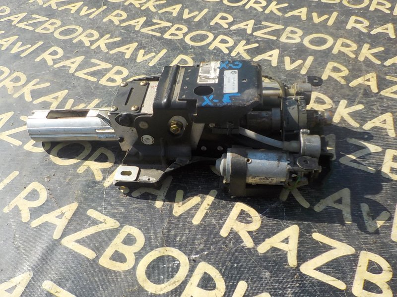 Рулевая колонка Bmw X5 E53 M62 2000