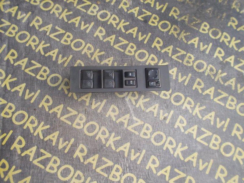 Пульт стеклоподъемника Infiniti Qx56 JA60 VK56DE передний левый