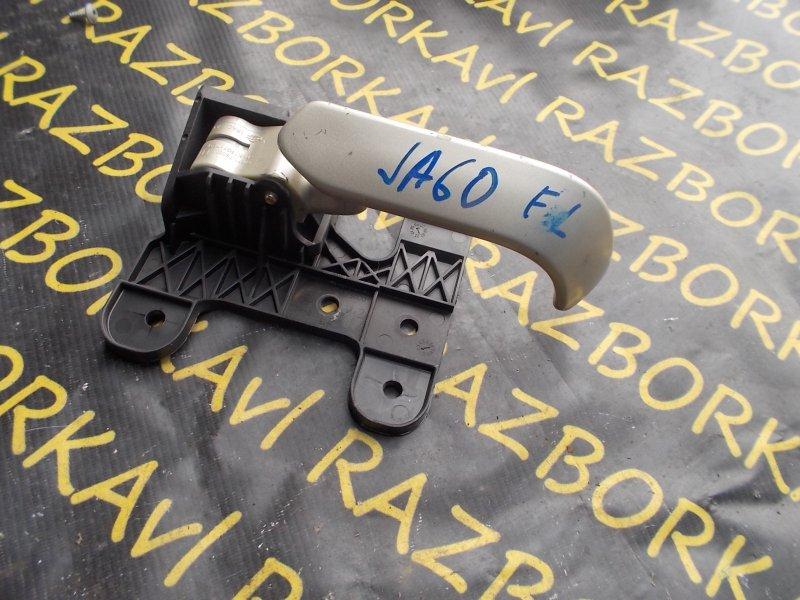 Ручка двери внутренняя Infiniti Qx56 JA60 VK56DE передняя левая
