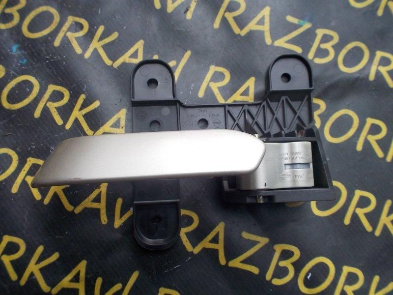 Ручка двери внутренняя Infiniti Qx56 JA60 VK56DE задняя левая