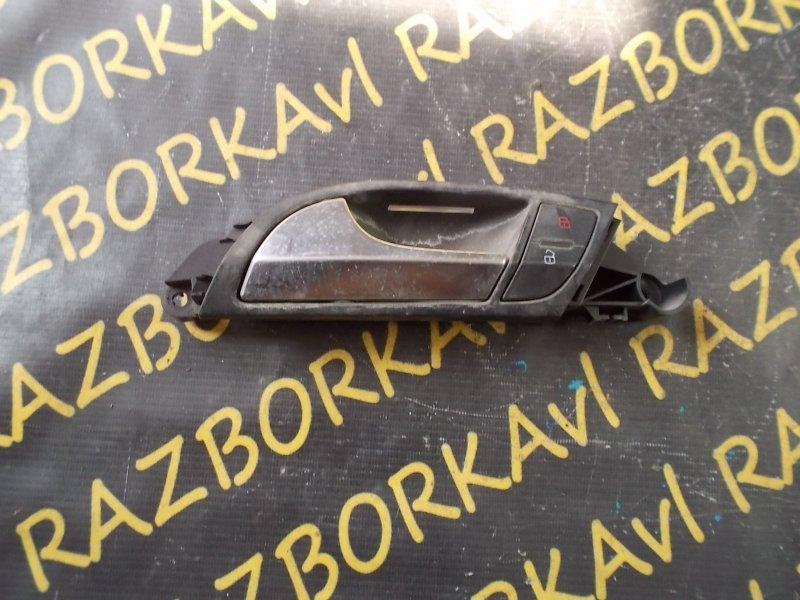 Ручка двери внутренняя Audi Q7 4L0 BHK 2008 передняя левая