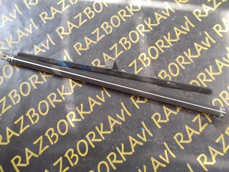 Шторка окна Bmw X5 E53 M54 2000 задняя правая