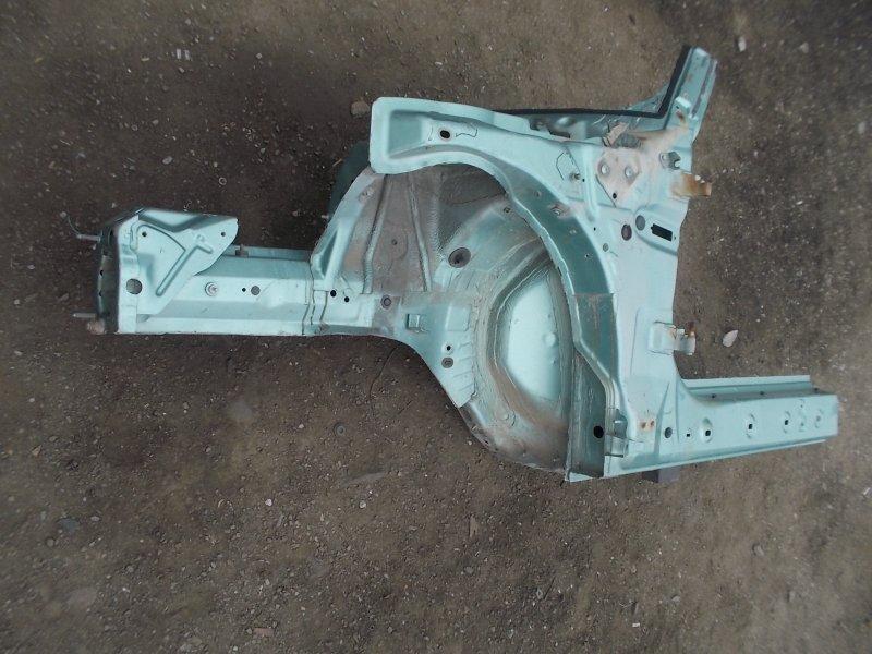 Лонжерон Mini Cooper R50 W10B16A 2002 передний левый