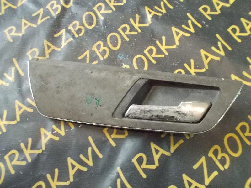 Ручка двери внутренняя Mercedes Benz S-Class W221 задняя правая