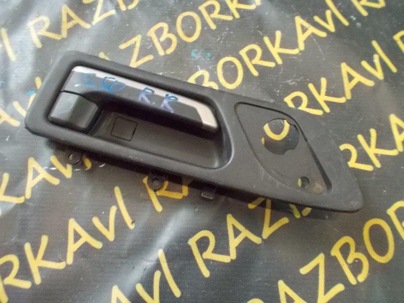 Ручка двери внутренняя Infiniti Ex35 S50 задняя правая