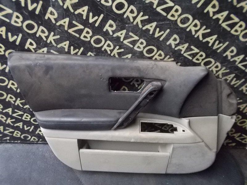 Обшивка дверей Infiniti Fx45 S50 VK45DE 2003 передняя левая