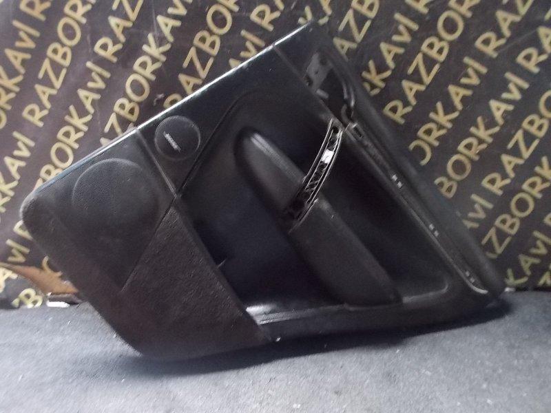 Обшивка дверей Porsche Cayenne 9PA M48.00 2003 задняя правая