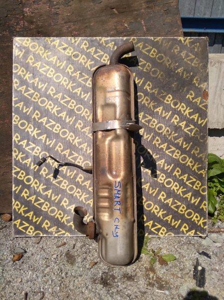 Глушитель Smart City W450 160910 2002