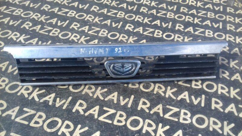 Решетка радиатора Nissan Homy KRME24 передняя
