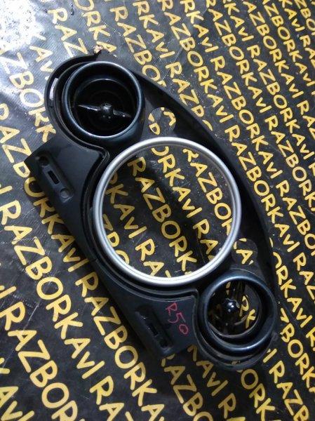 Консоль спидометра Mini Cooper R50 W10B16A 2002
